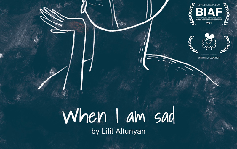 Tracing the success of WHEN I AM SAD animation