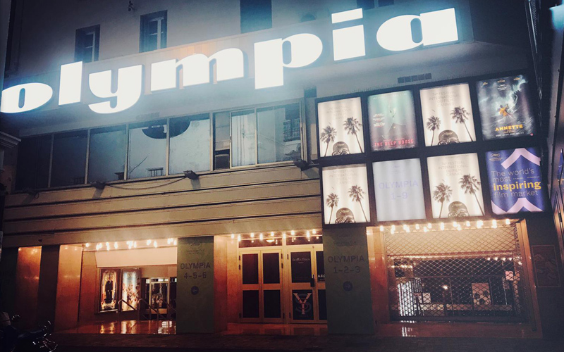 «Երբ որ քամին հանդարտվի» կինոնկարը ցուցադրվեց Կաննի Օլիմպիա 3 կինոթատրոնում